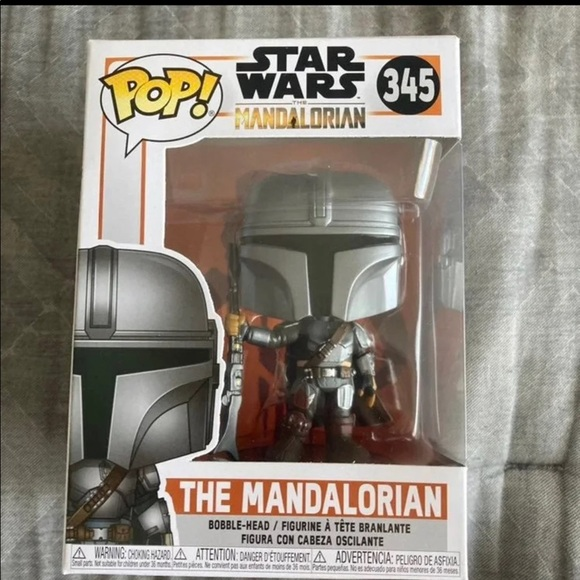 Mandalorian Funko pop. Brand new!
